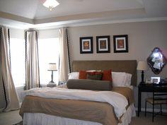 Master Bedroom Makeover – Suburban Spunk!