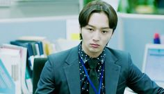Byun Yohan as Han Sukyool in Misaeng