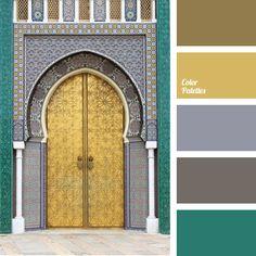 Wohnzimmer Küche Color Palette No. 919