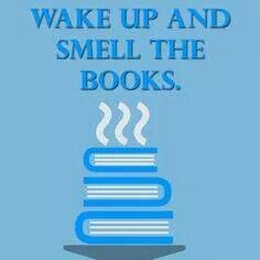 Smell the books