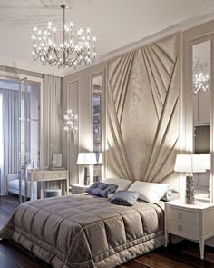 Concepts For Glorious Couple Bedroom Interior Design - Inspira Mode Apartment Bedroom Decor, Apartment Interior, Apartment Design, Interior Design Living Room, Apartment Decorating For Couples, Luxury Bedroom Design, Couple Bedroom, Suites, Luxurious Bedrooms