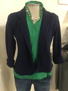 CAbi Breakthrough Jacket CAbi Printed Business Blouse green CAbi 2014