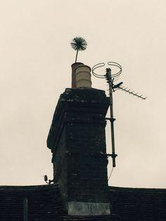 Get the chimney swept