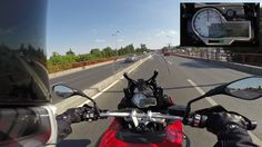 Test riding the new BMW R1000 XR