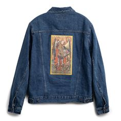 Our stylish jacket was produced in celebration of Heavenly Bodies: Fashion and the Catholic Imagination, the Spring 2018 Costume Institute exhibition at The Met.