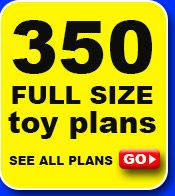 Shop All Full-Size Wood Toy Plans
