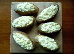 Twice Baked Potatoes Recipe | Vegan in the Freezer