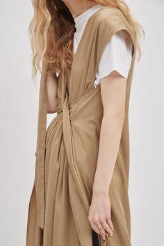 Transformative Tie Dress | DE SMET