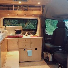 First, for full disclosure, neither of us have any prior experiencewith van conversions and aren't exactly professional carpenters or mechanics, so this is definitely a process of trial and …