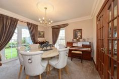 16 Ardmore Manor, Newtownards #diningroom #northernireland #propertynews #forsale #newtownards Dining Rooms, Property For Sale, Curtains, Furniture, Home Decor, Blinds, Decoration Home, Dining Room Suites, Room Decor