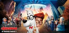 Mr. Peaboyd & Sherman - #MRPEABODY & SHERMAN Hits Theaters March 7 #Giveaway Include $25 Visa Gift Card