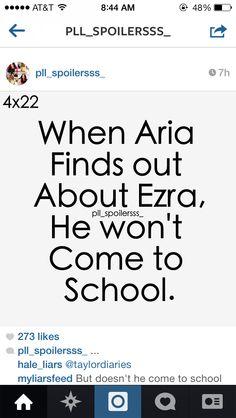 Aria and Ezra spoilers