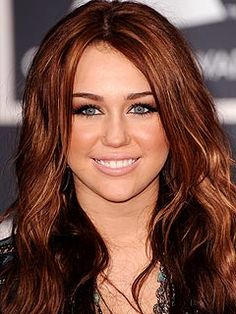 Miley Cyrus: Beautiful Hair