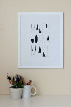 Frugal Living: 15 Free (or Nearly Free) DIY Ways to Fill & Refresh Your Framed Art