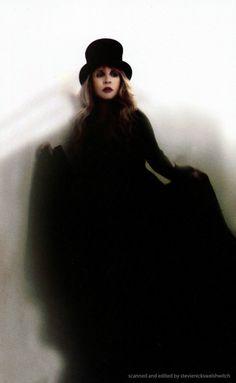 Pinterest: @MagicAndCats ☾ Stevie Nicks Welsh Witch