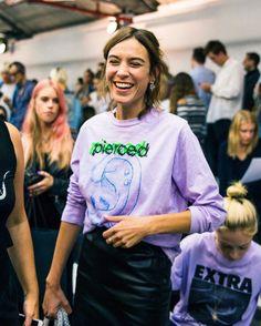 ashley williams london fashion show Alexa Chung Style, Ashley Williams, London Fashion, Street Style Women, Style Icons, Fashion Beauty, Fashion Show, Style Inspiration, My Style