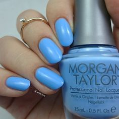"""Hi guys! Im so sorry for been so missing this days  but the university takes my without time . Here is some beauty from @mtmorgantaylor """"take me to your tribe"""". This are two coats with topcoat! Yesss two coats jaja i was very sorprise because its a pastel shade. Also Its a little bit more purple on real life and very beautiful . Hope you like it ! #nailart #nailsdid #nailotd #naildesign #nailstagram #nailedit #nails2inspire #nailsofinstagram #nailsoftheday #nailaddict #nailartlove…"""