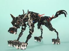 Wolf Complete by retinence, via Flickr
