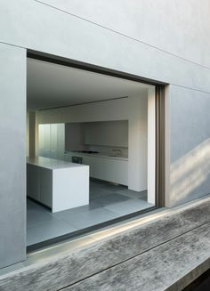 Picornell House | by John Pawson Indoor-Outdoor living by the master of minimalism.