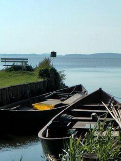 Usedom - eine wunderbare Landschaft zwischen den Küsten von Ostsee, Achterwasser und Peenestrom.