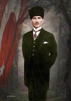 A Picture Of Atatürk With Hearted Hearts - Rim Style Young Teacher Outfits, Winter Teacher Outfits, Aesthetic Dermatology, Turkish Army, The Legend Of Heroes, Ottoman Turks, Great Leaders, Galaxy Wallpaper, Big Love