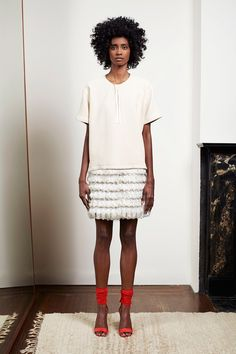 Adam Lippes - Spring/Summer 2015 Ready-To-Wear - NYFW (Vogue.co.uk)