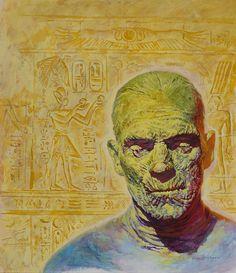 Basil Gogos: Mummy
