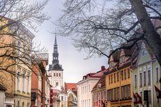 How to visit: 3,5  dag Tallinn Helsinki