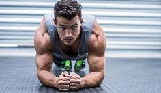 Mit diesen Kraft- und Stretching-Übungen für Bauch und Oberkörper können Sie das Projekt Sixpack angehen - sogar zu Hause. Denn Sie brauchen dafür nicht einmal Geräte