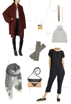 Fall Wishlist from Accompany | unruly things