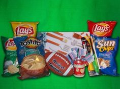 Frito-Lay Products are Awesome for Tailgating Parties!