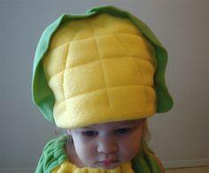 Baby Corn on the Cob Costume Hallowen