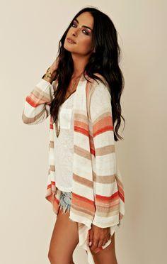 gorgeous sweater!