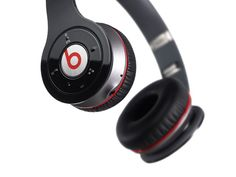 If you want the best in wireless bass and sound quality, then headphones from Beats by Dr. Dre would be well worth considering for incredibly clear sound. You could be mistaken for thinking the Beats Beats Audio Headphones, Studio Headphones, Bluetooth Headphones, Over Ear Headphones, Beats By Dre, Cheap Beats, Black Beats, Cool Stuff, Logos
