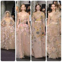 ROCHII DE MIREASA IN TENDINTE COUTURE TOAMNA IARNA 2016 2017 elie saab Elie Saab, Two Piece Skirt Set, Couture, Skirts, Dresses, Fashion, Vestidos, Moda, Skirt