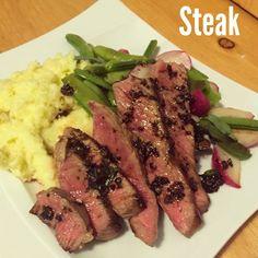 My #brunch on a #weekday #steak #meateater in #la #losangeles #westside #beach #cityofangels #eat by #chef #joelazo #foodporn #foodie #timetoeat #yummy #food #follow #eatdrinksleeprepeat #cheflife