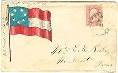 CSA patriotic envelope