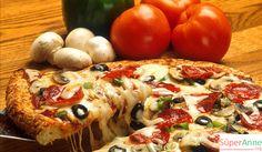 Soğanlı Pastırmalı Pizza Tarifi