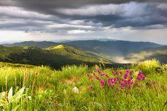 Stara Planina mountains