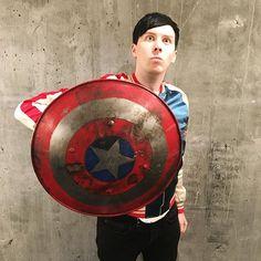 Captain Philmerica, Amazing Captain Phil,...