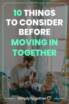 Moving in together is a big step for all couples. It might be the first apartment with your boyfriend or fiance. Here are some tips on what to look out for. Living Together, Moving In Together, Dating Advice, Relationship Advice, Relationships, Your Boyfriend, Couple Goals, Challenges, Wisdom