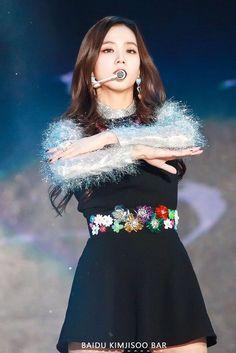 Kim Jisoo, a visual que você respeita.