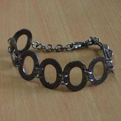 19 Gm Black Gold Bracelet,New Design Bracelets,Man Ann Women s Bracelet  #Handmade #Bangle