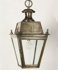 Wells | Antique style lantern | Olive & the Fox