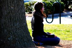 Teens find #stress reduction and self awareness. Two benefits of #meditation. http://ecosalon.com/teens-learn-firsthand-the-benefits-of-meditation/