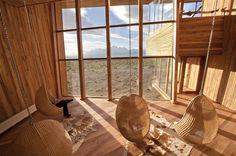 30 Gorgeous Eco-Friendly Hotels: Tierra Patagonia - Torres del Paine, Chile | Mashable - April 22, 2013
