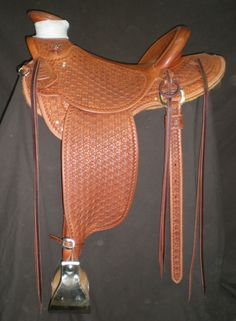 Full Hamley Daisy Wade saddles made by Freckers Saddlery