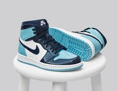 Nike Air Jordan 1 W Nike Shoes nike air jordan shoes Nike Air Jordans, Tenis Nike Air, Zapatillas Nike Air, Air Jordan Sneakers, Nike Air Shoes, Nike Socks, Moda Sneakers, Sneakers Mode, Sneakers Fashion