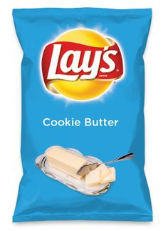 Wouldn't Cookie Butter be yummy as a chip? Lay's Do Us A Flavor is back, and the search is on for the yummiest flavor idea. Create a flavor, choose a chip and you could win $1 million! https://www.dousaflavor.com See Rules.