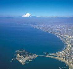 Enoshima...beautiful island in Japan.